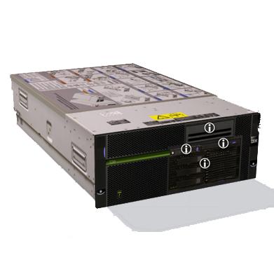 IBM IBM POWER 550 (8204-E8A)
