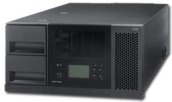 IBM TS3400 Tape Library (3577-L5U)